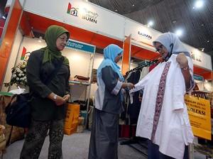 BNI Ramaikan Pameran Crafina 2017