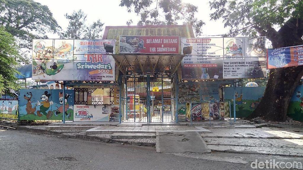 Segera Tutup, THR Sriwedari Solo Enggan Pindah ke Taman Jurug