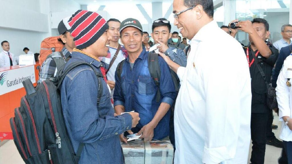 Menhub Pastikan Silangit Siap Jadi Bandara Internasional