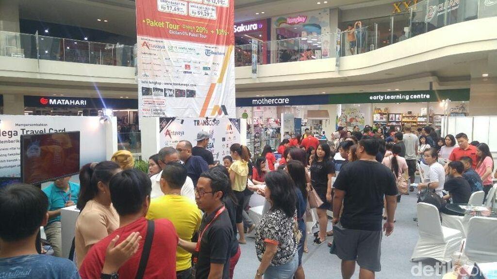 Ini Promo Paket Umroh di Mega Travel Fair Semarang