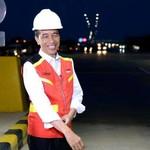Pantun Jokowi Saat Meresmikan Tol di Medan
