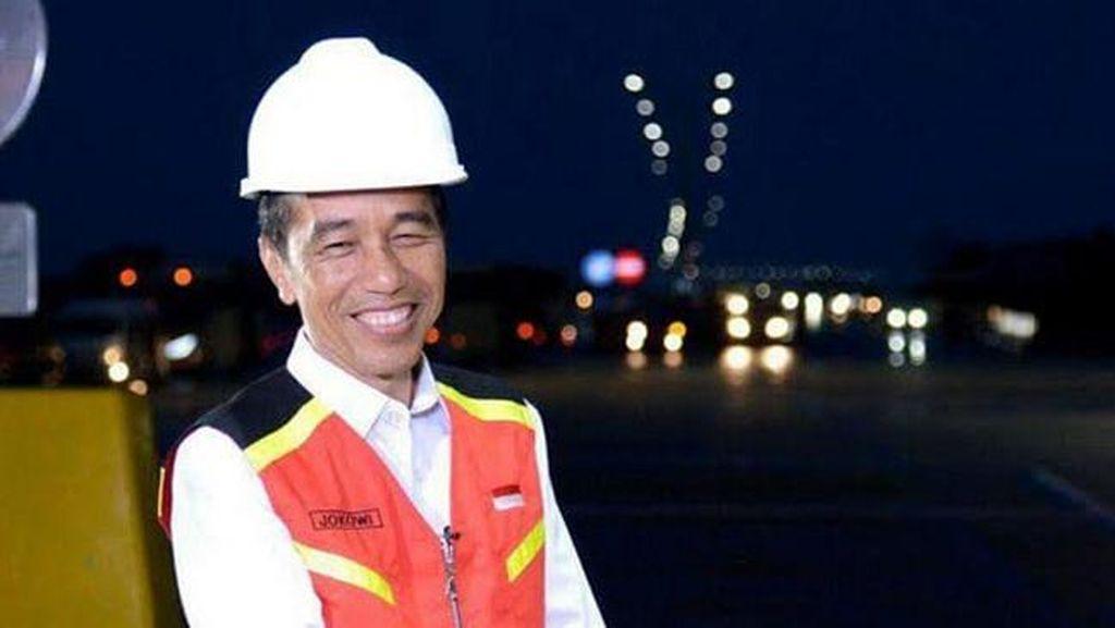 Cerita Jokowi yang Tak Mau Dibohongi Groundbreaking Proyek