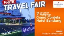 #FreeTravelFair : Tidur Gratis di Grand Cordela Hotel Bandung