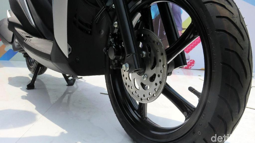 Yamaha Buat Mio Tubeless Agar Wanita Aman Riding di Malam Hari
