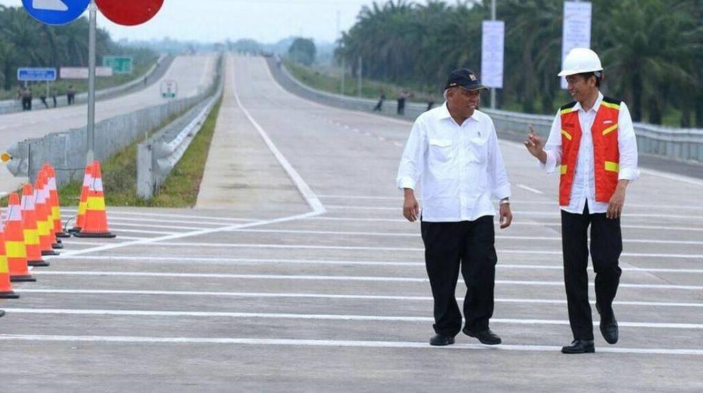3 Tahun Jokowi-JK, Subsidi Dialihkan untuk Bangun Infrastruktur
