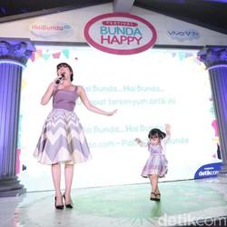 Video: Begini Kemeriahan Launching Jingle Hai Bunda