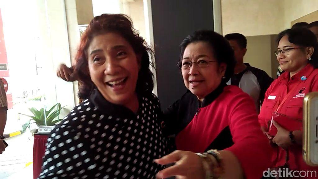 PDIP Undang Susi Pudjiastuti dan Netty Heryawan Bahas Pilgub Jabar