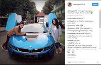 Eaa.. BMW i8 yang Diperkarakan Farhat Abbas Bukan Punya Raffi Ahmad