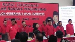 PDIP Usung Nurdin Abdullah-Andi Sudirman di Pilgub Sulsel 2018
