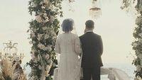 Momen Haru Pernikahan Derby Romero