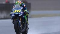 Penuturan Rossi tentang Momen Saat Dirinya Melayang di Udara