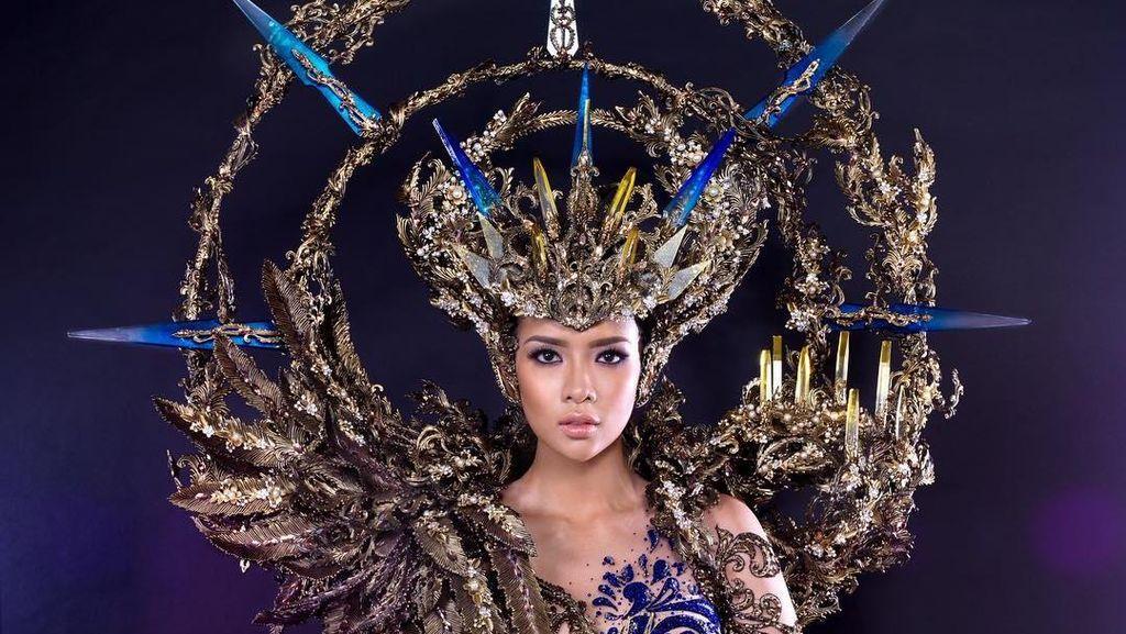 Indonesia Masuk 10 Besar Kostum Nasional Terbaik Miss Grand International