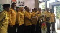 Daftar ke KPU, Golkar: Syarat Sudah Lengkap 100%