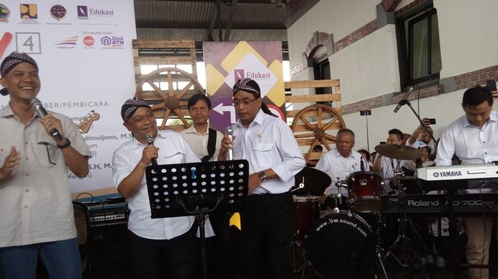 Para Menteri Bikin Band, Basuki Hingga Sri Mulyani Bakal Satu Panggung
