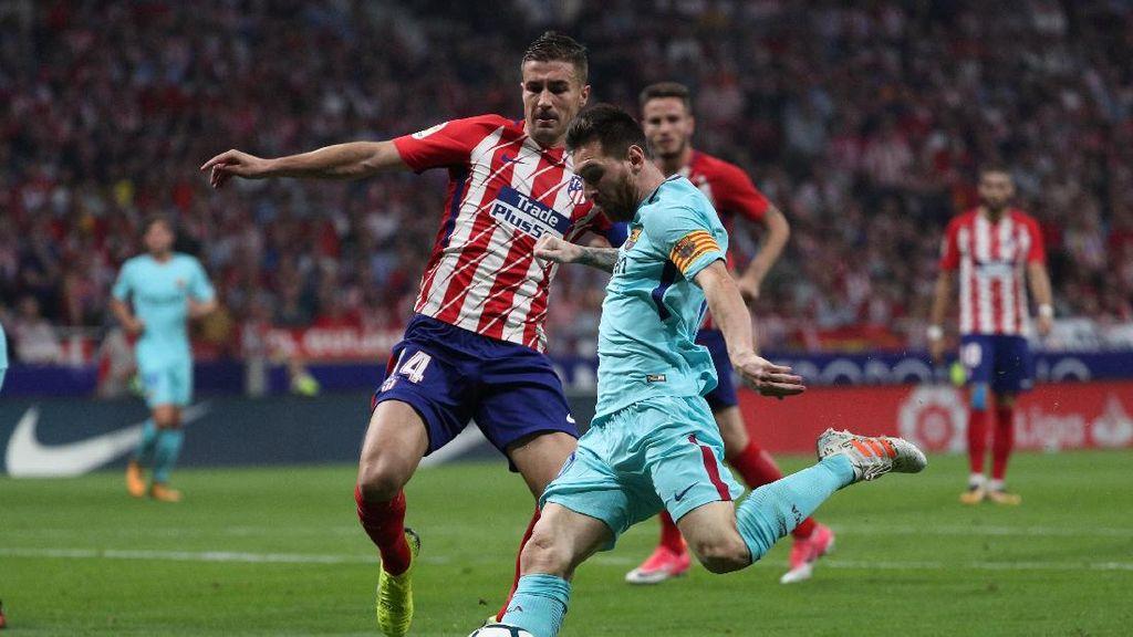 Ditahan Atletico, Barcelona Tak Lagi Sempurna