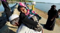 Foto: Melihat Perjuangan Fatema, Pengungsi Rohingya Saat Tiba di Bangladesh