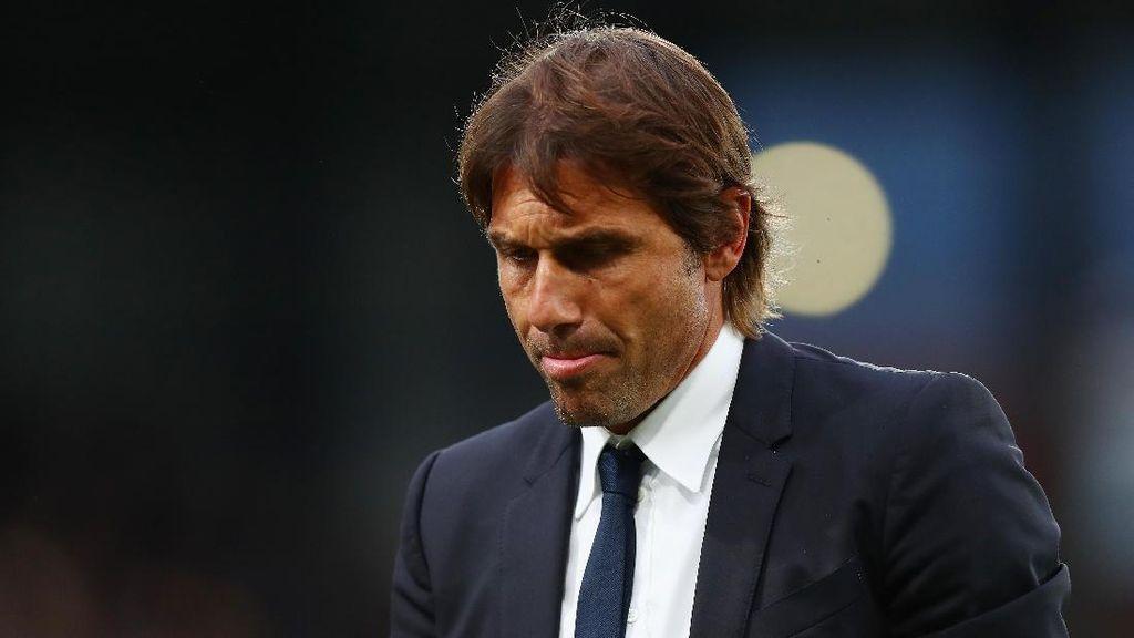 Chelsea Dikalahkan Palace, Conte Keluhkan Masalah Cedera