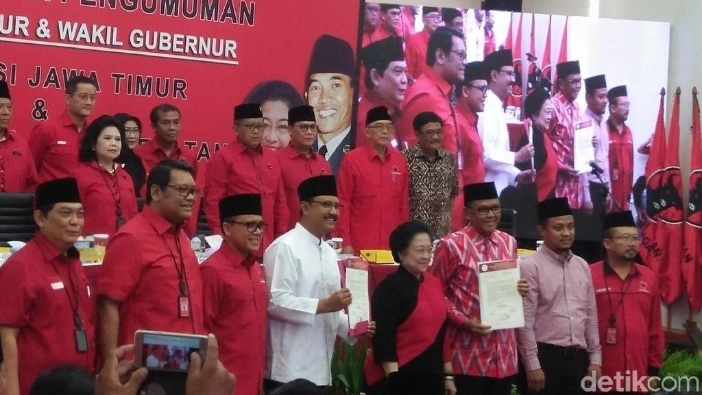 Pengamat Nilai Pilgub Jatim akan Jadi All Jokowi Final