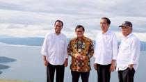Saat Jokowi Memuji Danau Toba
