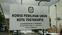 Di KPU Kota Yogya, Baru 7 Parpol yang Serahkan Berkas
