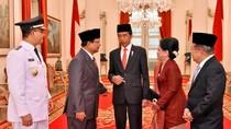 Jokowi-Prabowo Akrab, Gerindra: Kita Berdiri Satu Indonesia Raya