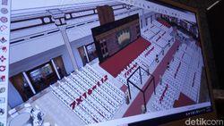 Begini Rancangan Dekorasi Jawa Klasik untuk Pernikahan Kahiyang