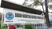 Pria Terpengaruh Narkoba Ditembak karena Ngamuk di Kantor BNP Riau