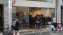 Ini Toko Baju Paling Ngehits Seantero Jepang