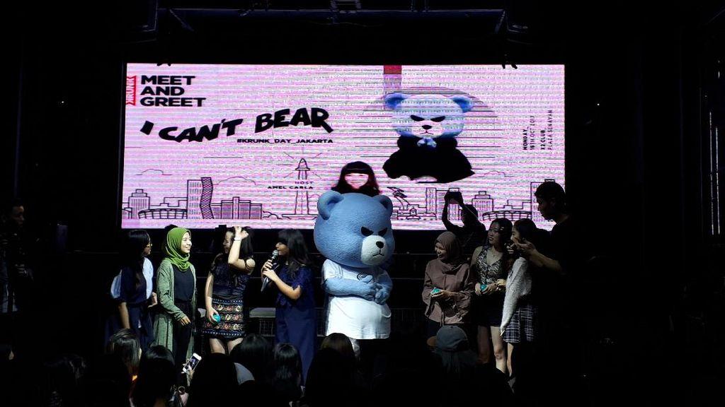Fanmeeting Krunk Tandai Awal Kerja Sama YG dengan Indonesia