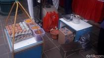 Aneka Kuliner di Selamatan Jakarta, Kerak Telur hingga Bir Pletok