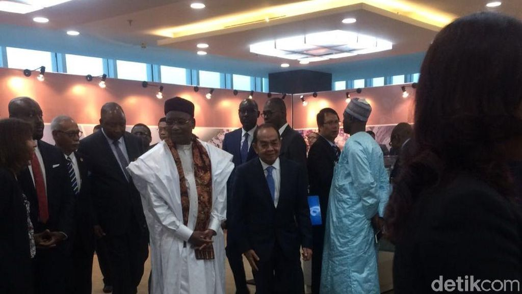 Niger Tertarik Gandeng WIKA Bangun Perumahan, Ini Alasannya