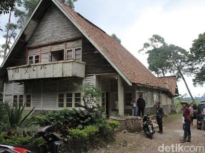 Ini Lokasi Rumah Pengabdi Setan di Pangalengan Bandung
