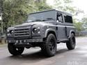 Takut Ditiru, Land Rover Enggan Pamer Mobil Konsep
