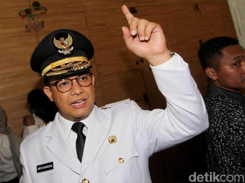 Sekda DKI Diperiksa KPK, Anies: Jangan Ada yang Ditutup-tutupi