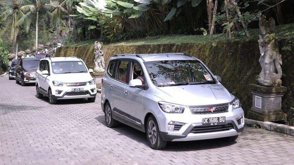 Wuling Confero Jadi Mobil Taksi atau Travel?