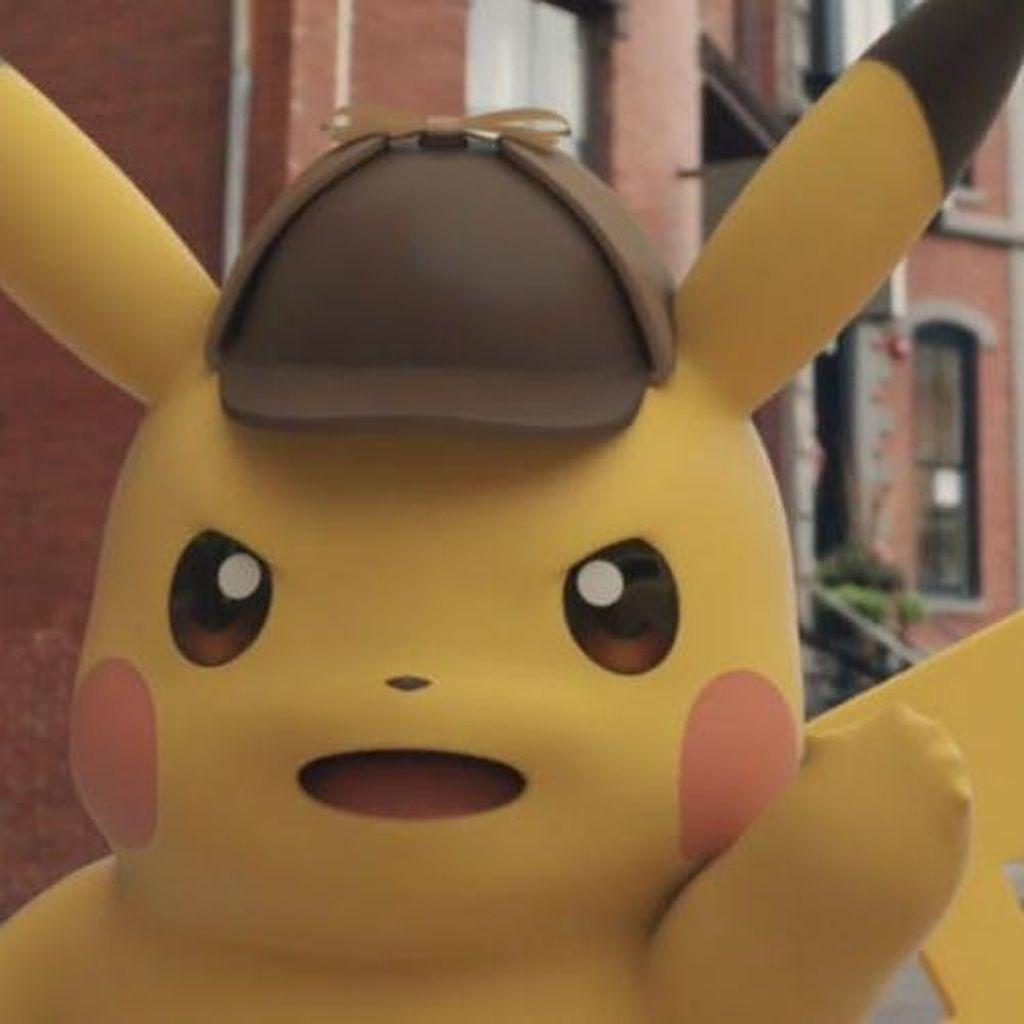 Film Live Action Pikachu akan Mulai Syuting Januari 2018