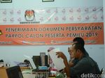 Tak Penuhi Syarat, Partai Idaman Dicoret dari KPU Kabupaten Rembang