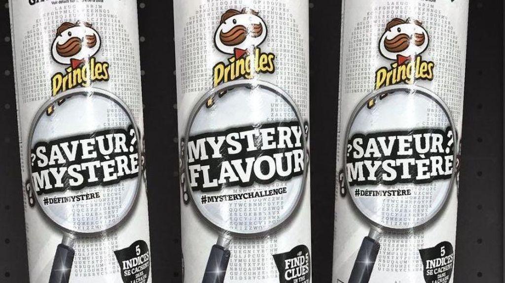 Setelah Oreo, Pringles Ajak Netizen Tebak Rasa Terbarunya