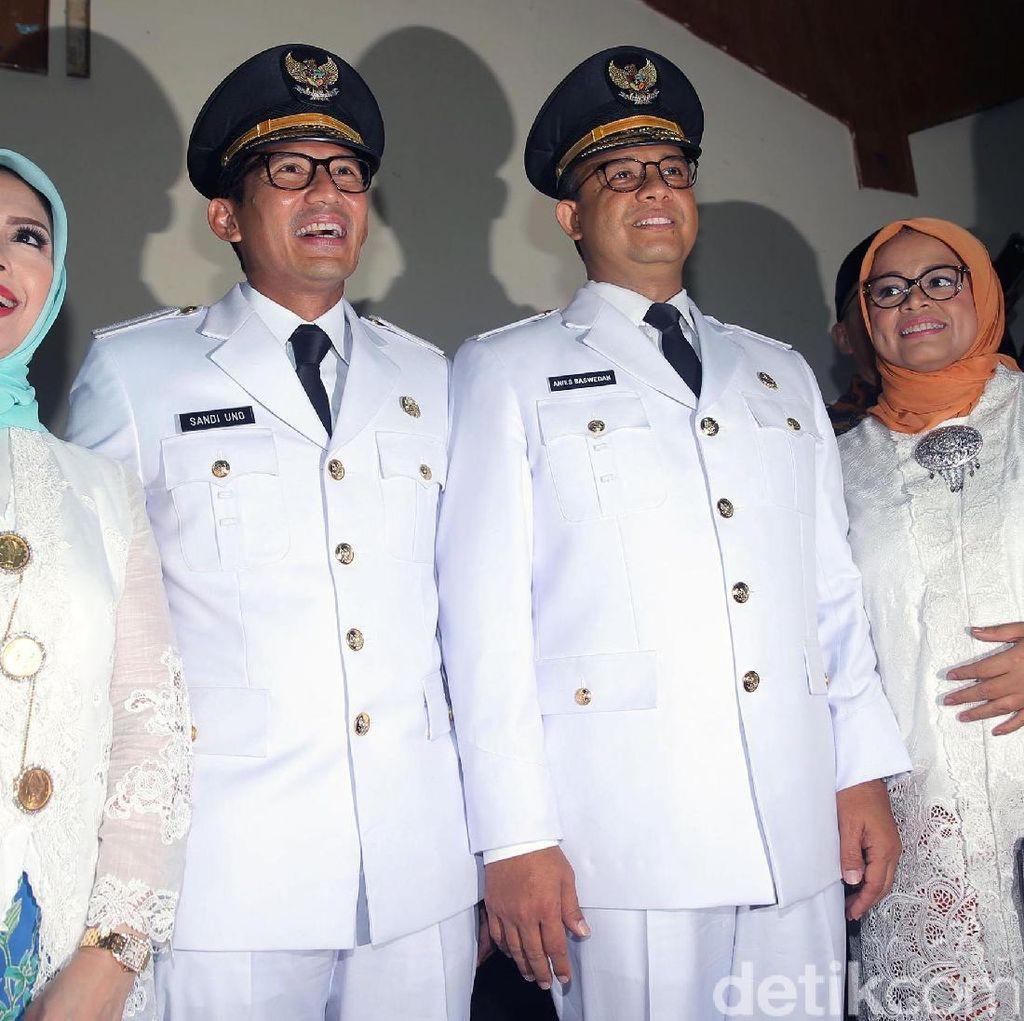 Janji-janji Anies-Sandi untuk Wisata Jakarta