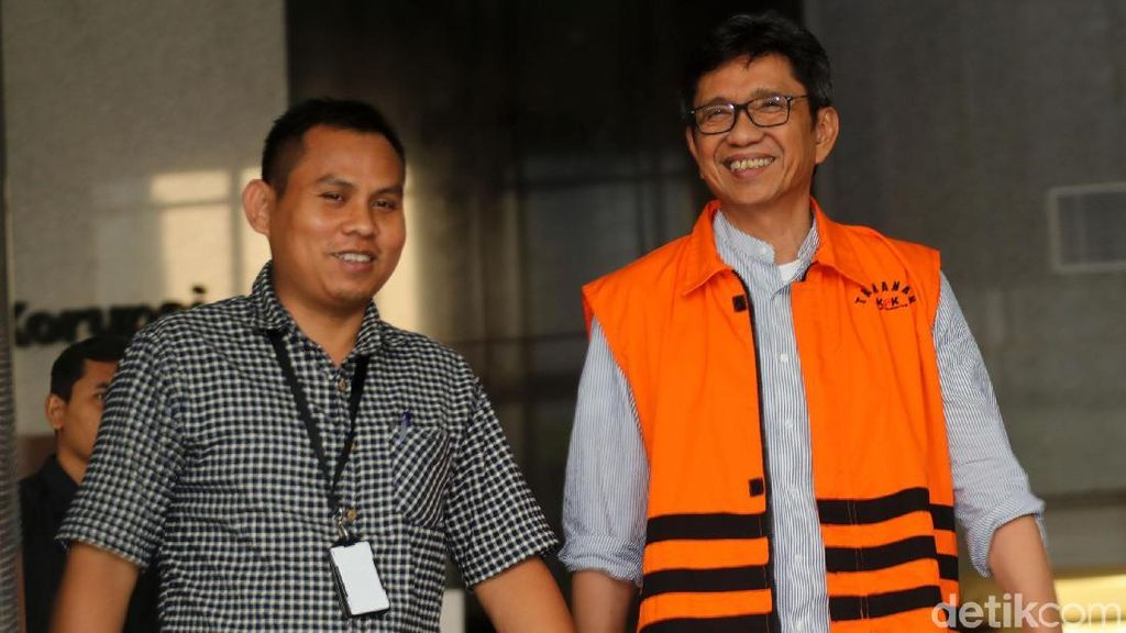Wali Kota Batu Eddy Rumpoko Kembali Diperiksa KPK