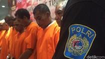 Pengedar Sabu 8 Kg dan Ribuan Happy Five dari Thailand Ditangkap