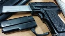 Todong Karyawan Pakai Pistol Mainan, Dokter di Duren Sawit Ditangkap