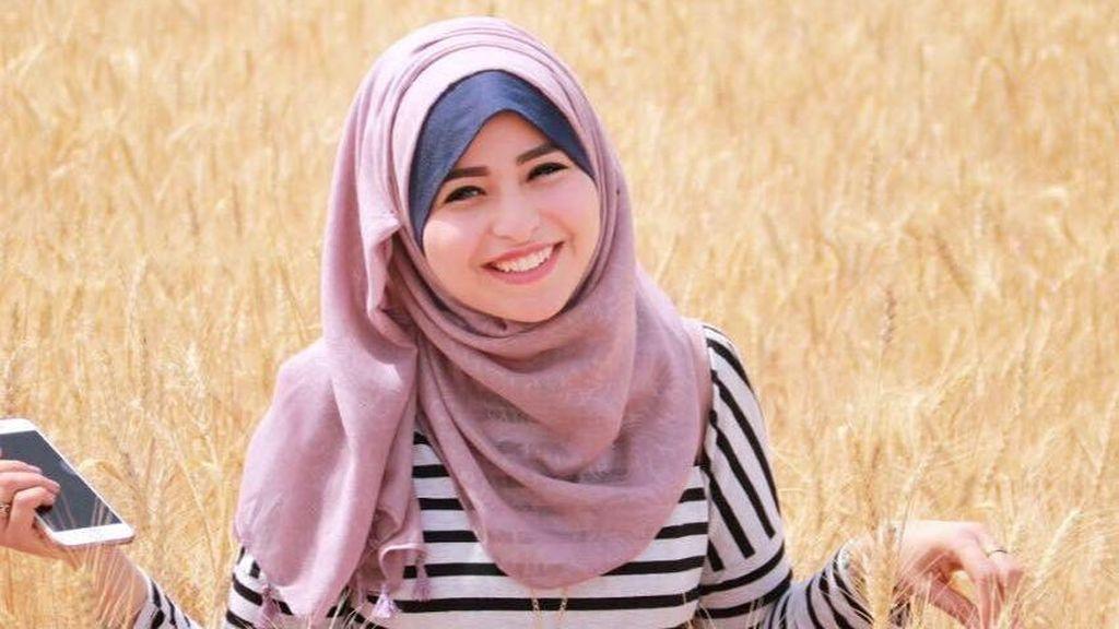 Sisi Lain Gaza dari Selebgram Cantik Asal Palestina