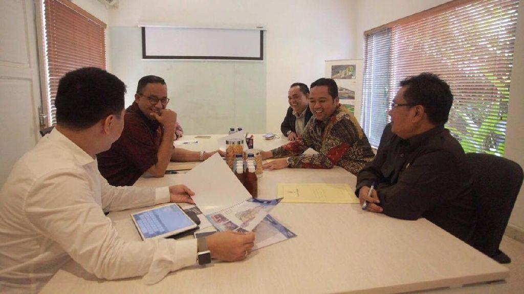 Anies-Sandi Dilantik, Sinergi DKI-Tangerang Diharap Makin Efektif