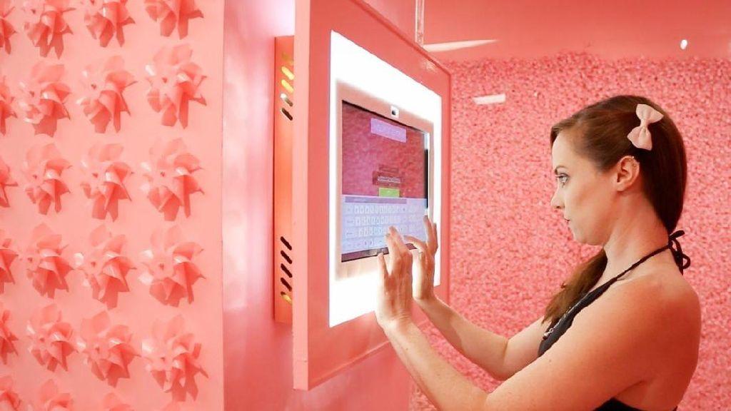 Intip Gemasnya Museum Es Krim di San Francisco yang Serba Pink!