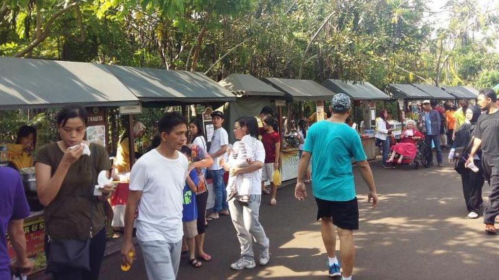 Bisa! Wisata Kuliner di Taman Impian Jaya Ancol