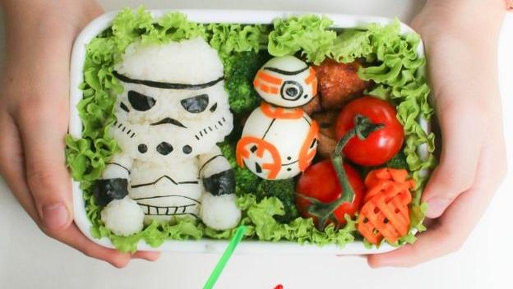 Nyam! 7 Kreasi Bento Ini Bikin Anak Lahap Makan Saat Makan Siang