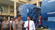 Anggota DPRD Kabupaten Pangandaran Lima Tahun Bisnis BBM Ilegal