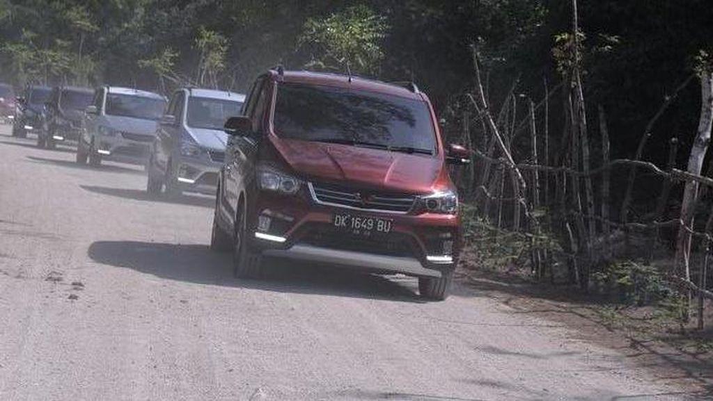 Jalan-jalan dengan Wuling di Bali