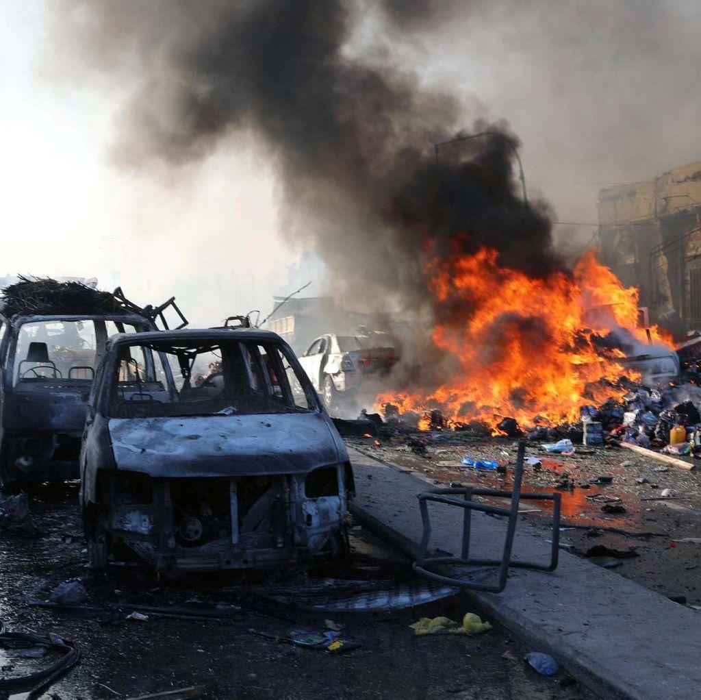 Ngeri! Bom Truk di Somalia Tewaskan Sedikitnya 231 Orang